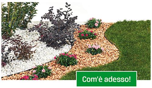 Pietre Da Giardino Per Aiuole : Il sistema folénde folénde giardini in pietra naturale pietre